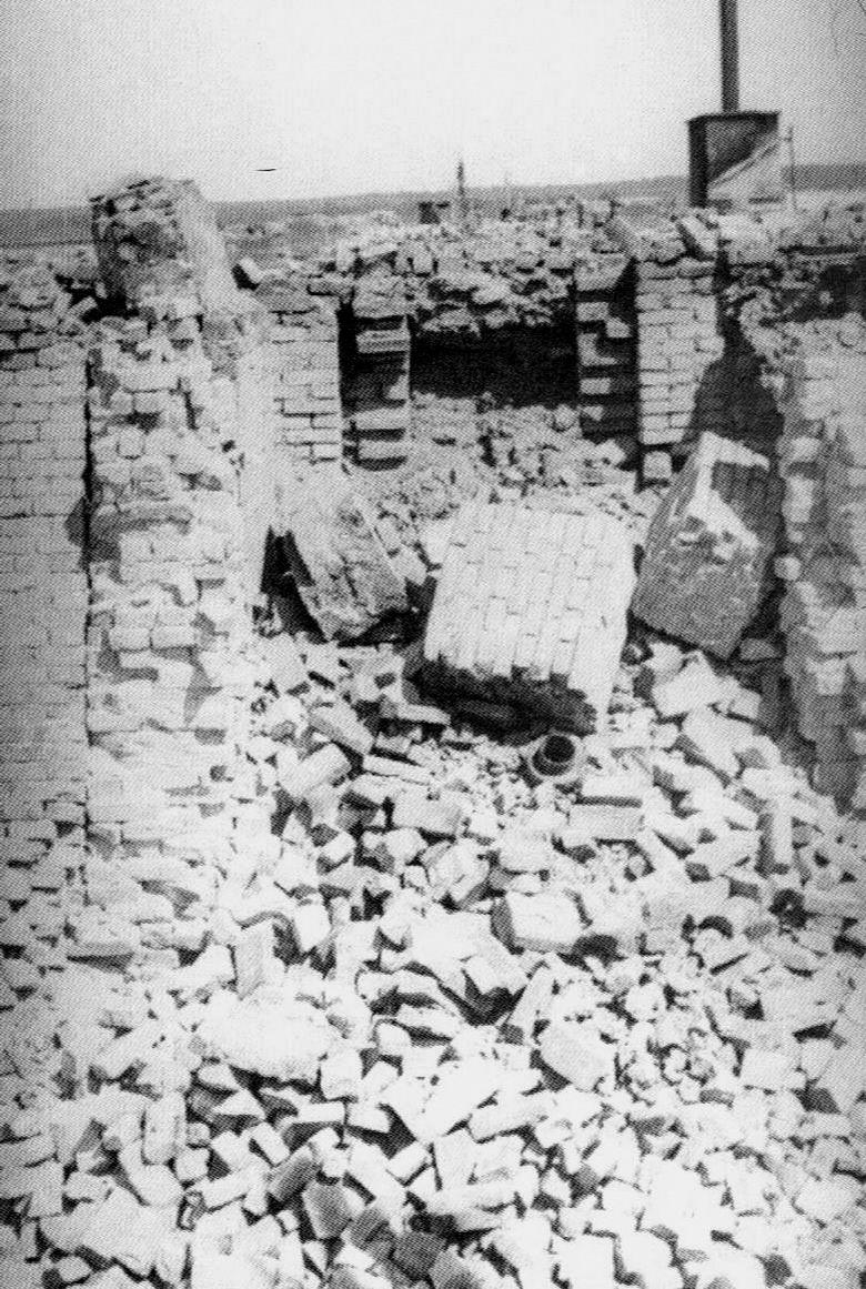 Jasenovac, krušna peć