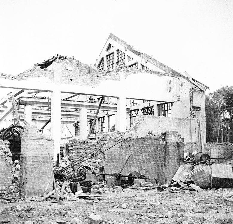 Jasenovac, pilana
