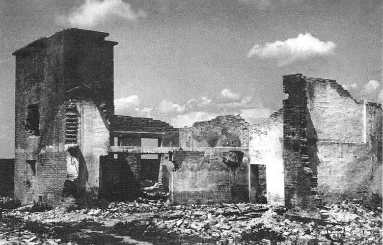 Jasenovac, plinara