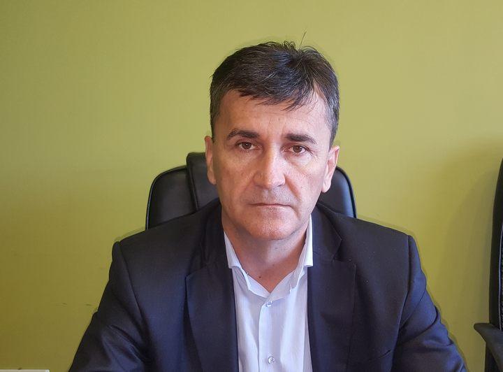 Predsjednik Opštinske boračke organizacije Jovan Marinković