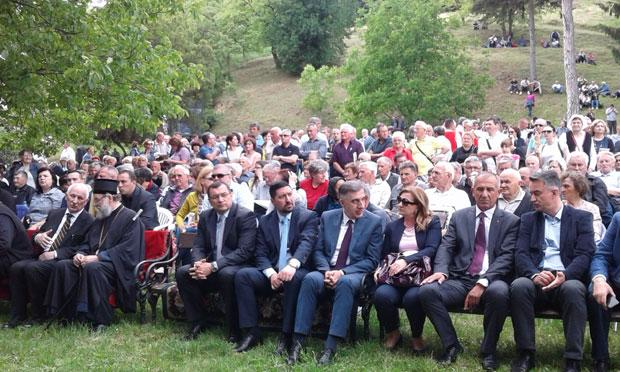 GOSTI Zvaničnici Sabora, foto S.Kostić