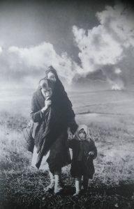 Милица Тепић, Кнешпоље, јануар 1944.