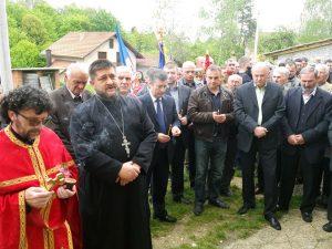 Obilježavanje Dana branilaca grada Doboja Foto: SRNA