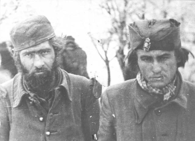 Pripadnici Jugoslovenske vojske u otadžbini na Lijevče Polju