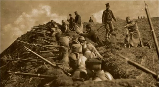 Амерички Срби, добровољци на Солунском фронту
