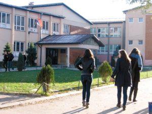Srednja škola u Preševu Foto J. Stojković