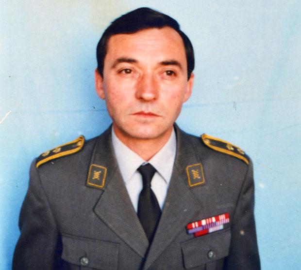 Potpukovnik Stoimen Stoimenov