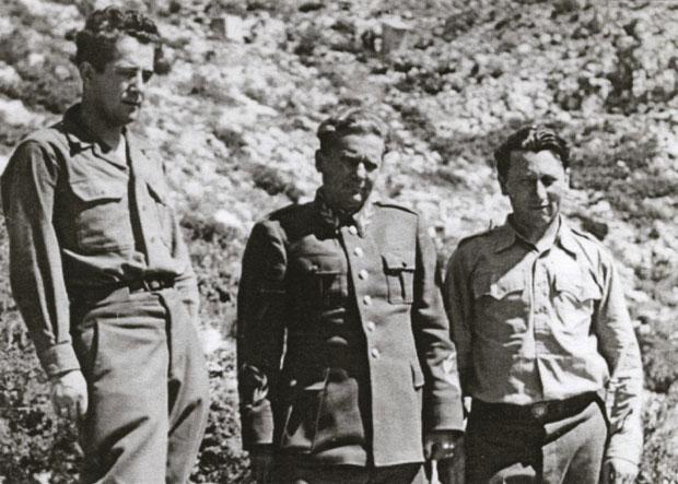 Đilas, Tito i Ranković