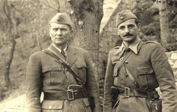 Ko je bio veći komandant - Tito i Koča