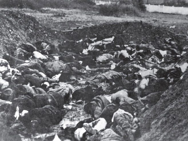 Nacistički zločini Foto: arhiv