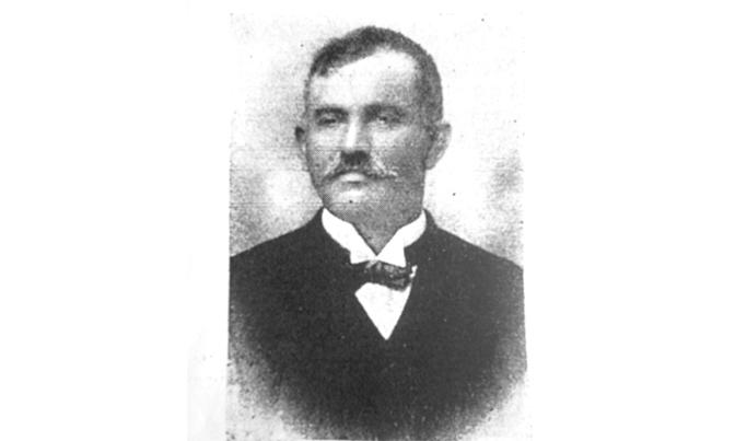 """Kosta Apostolović (Foto """"Stradanja nacionalnih boraca 1914–1918"""")"""