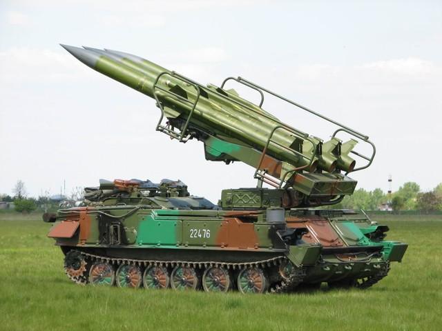 Raketni sistem PVO KUB-M