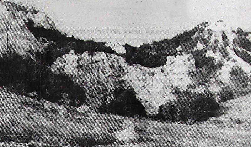 Velebit s mnogobrojnim jamama bezdankama izabran je od strane NDH za masovnu grobnicu Srba, Jevreja i Cigana