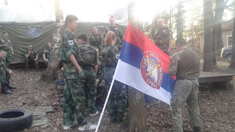 Udruženje učesnika oružanih sukoba na prostoru bivše Jugoslavije i roditelji 11 kampera iz Srbije nemaju dilemu da li su postupili ispravno UOSYU