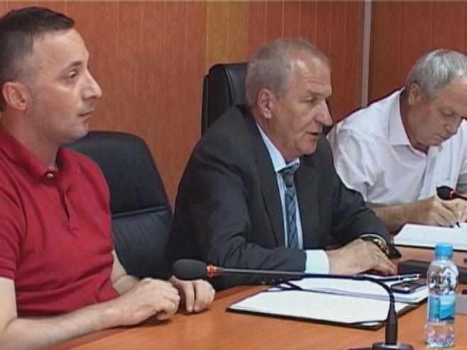 Bratunac - sjednica pododbora Foto: RTRS