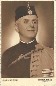 Dr. Vojislav Bećarović, starešina župe Sarejevo
