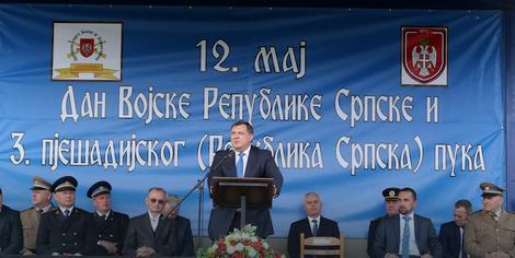 Obeležavanje Dana VRS u organizaciji 3. Pešadijskog (Republika Srpska) puka
