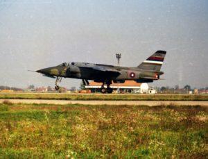 Povratak Orla ev. br. 25119 sa borbenog zadatka septembar 1995. godine (foto Drago Vejnović)