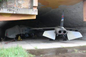 """I avioni su doživeli sudbinu vojske u kojoj su službovali. Avioni tipa Orao """"natrpani"""" u ABS, čekaju svoj kraj (foto OS BiH)"""