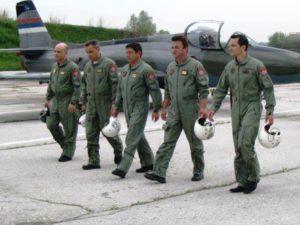 Piloti V i PVO VRS na poslednjem aeromitingu (foto VRS)