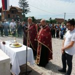 U Donjim Orlovcima, kod Prijedora, danas je otkriven i osveštan novoizgrađeni spomenik za 21 poginulog borca odbrambeno-otadžbinskog rata.