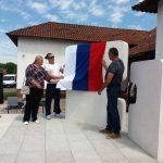 U Donjim Orlovcima, kod Prijedora, danas je otkriven i osveštan novoizgrađeni spomenik za 21 poginulog borca odbrambeno-otadžbinskog rata