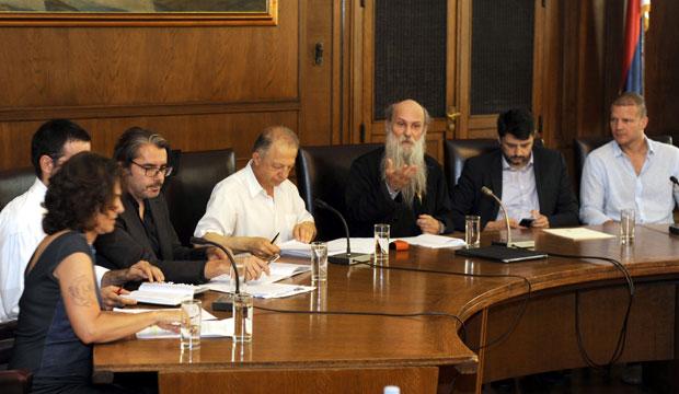 Radna grupa je zasedala u petak