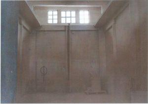 """Betonska ćelija državnog koncentracionog logora """"Silos"""", u pojedinim ćelijama bilo je zatvoreno preko 50 ljudi…"""
