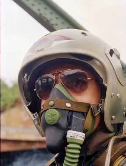 I za srpske pilote važi rečenica britanskog premijera Vinstona Čerčila – Nikada toliko puno ljudi nije dugovalo toliko mnog, tako maloj grupi ljudi (foto Drago Vejnović)