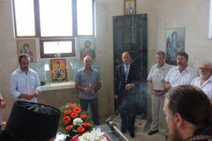 Služenjem pomena u Spomen kapeli-kosturnici u Veličanima kod Trebinja, danas je obilježeno 76 godina od pogroma srpskog naroda Popovog polja