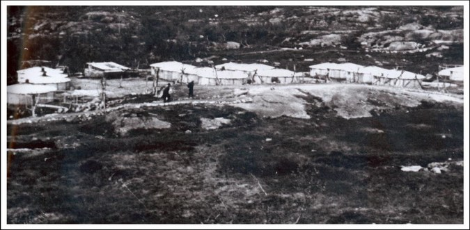 Logori za Srbe u Norveškoj za vreme Drugog svetskog rata (Foto Vikipedija)