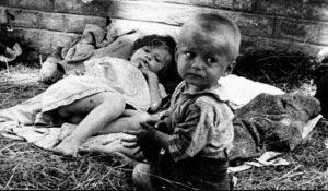 Djeca u logoru Nezavisne Države Hrvatske