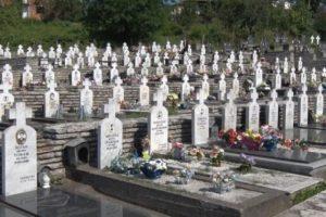 Groblje u Bratuncu