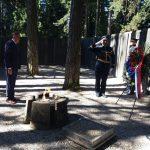 Predsjednik Republike Srpske Milorad Dodik položio je danas vijenac na Centralno spomen-obilježje na Mrakovici povodom 75 godina od Bitke na Kozari