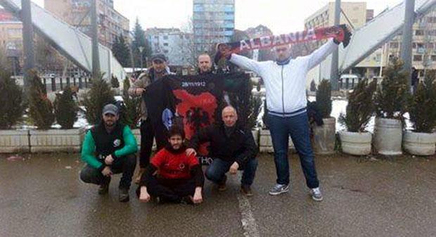 Na mostu u Kosovskoj Mitrovici pre dve i po godine