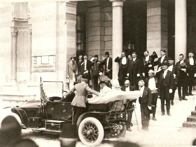 Sarajevski atentat (foto: arhiva)