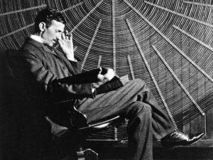 Nikola Tesla Foto: Wikipedia