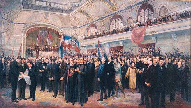 Velika narodna skupština u Novom Sadu