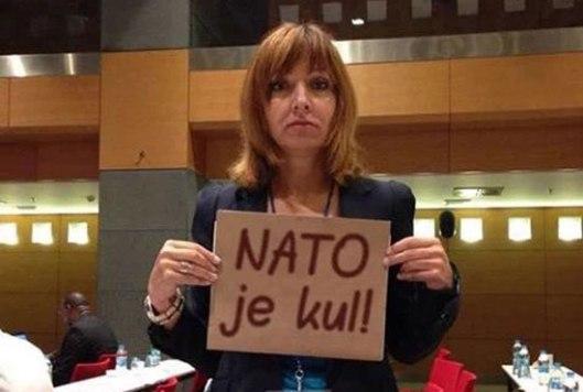 Jelena Milić (Izvor: Tviter)