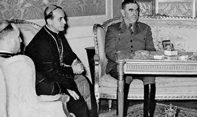 USTAŠKI VIKAR I POGLAVNIK: Stepinac i Pavelić