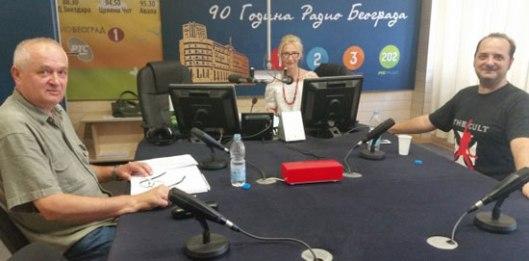 Momčilo Diklić, Ana Tomašević i Aleksandar Raković