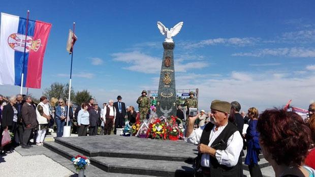 Spomenik Gvozdenom puku, Foto D.Zečević