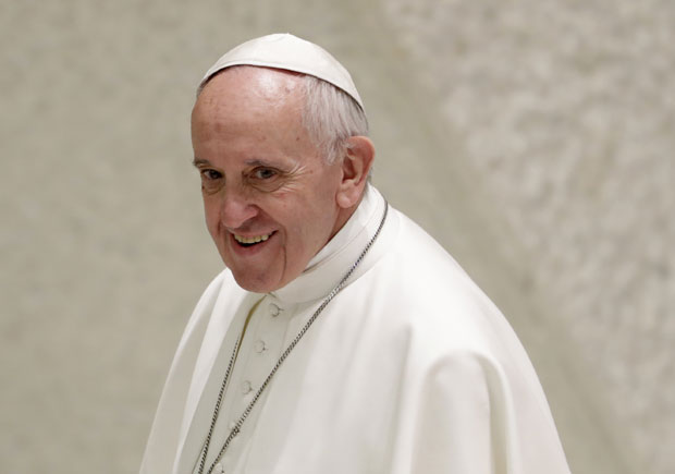 Papa Franjo, AP Andrew Medichini