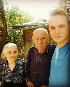 Sa dedom i babom..