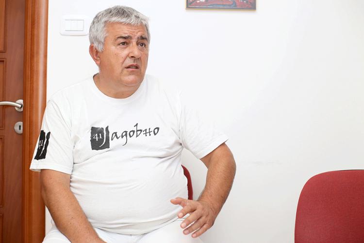 Foto: Vladimir Stojaković | Dušan Bastašić: Više učimo o bitkama Romela u Africi nego o stradanju Srba