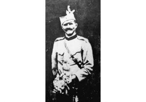 "Haim Davičo (Foto: ""Spomenica poginulih srpskih Jevreja u Balkanskom i Svetskom ratu"")"