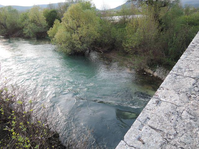 Klepci Stari most