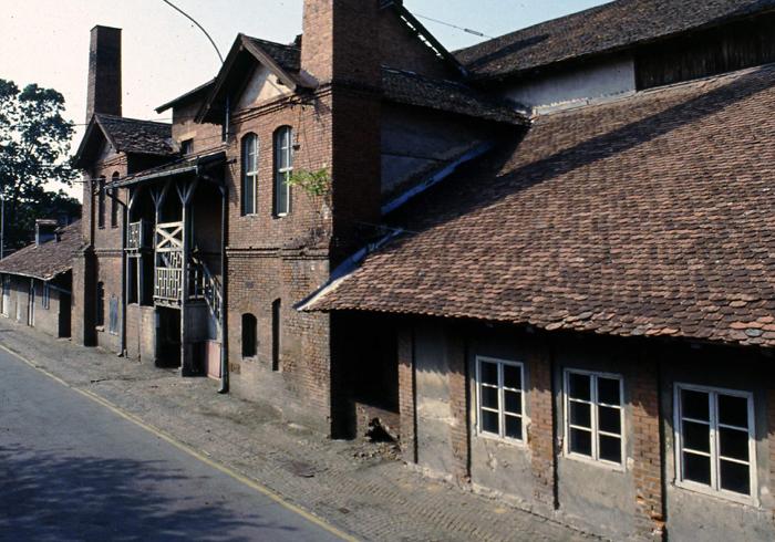 Jedna kragujevačka fabrika iz 19. veka (Foto: Predrag Mihajlović)