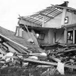 Kuća na koljenima – minirana nakon Oluje Foto: Igor Galo