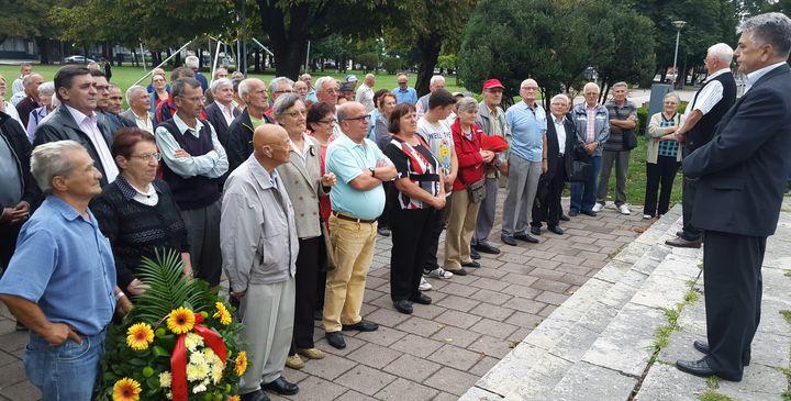 Na području grada Doboja danas je počelo obilježavanje ustanka naroda dobojskog kraja u Drugom svjetskom ratu, koje je organizovalo Udruženje antifašista i boraca Narodnooslobodilačkog rata /NOR/.